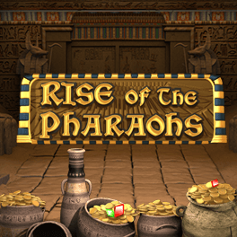 Rise of the Pharaohs Jackpot
